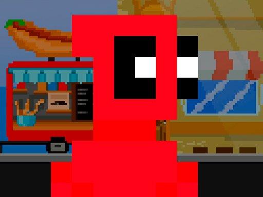 Play Pixel Heroes Runner Game