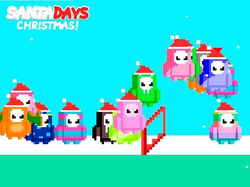 Play Santa Days Christmas Game