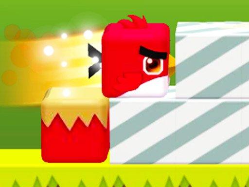 Play Square Bird Game