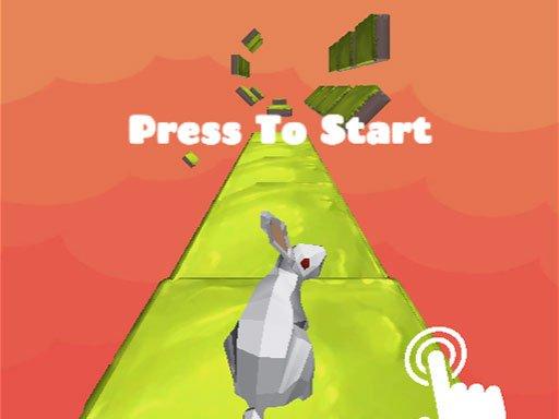 Play Rabbit Twister Game