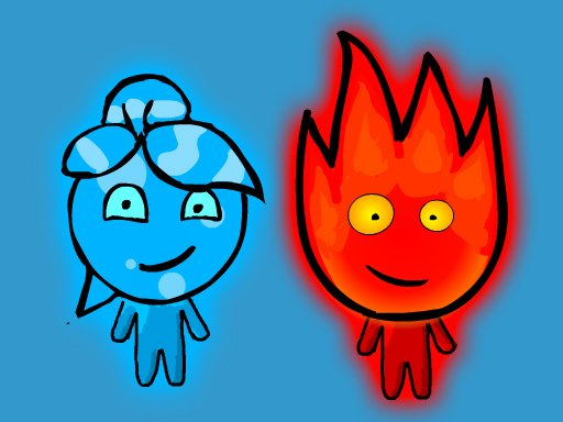 Play Fireboy And Watergirl 3 In The Ice Temple Game