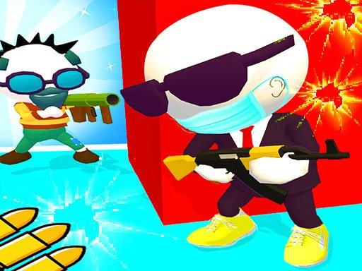 Play John Hypershooter 3D Game