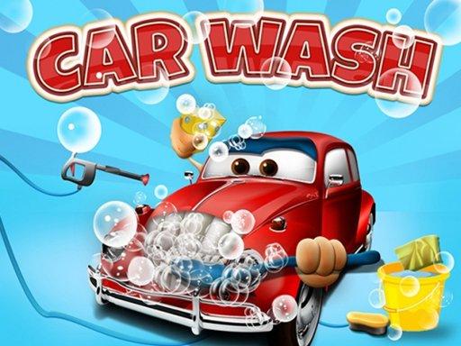 Play Real Car Wash Game