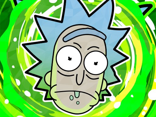 Play Rick And Morty Adventure Time Game