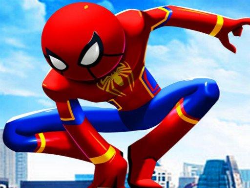 Play Spider Man Hanger Game