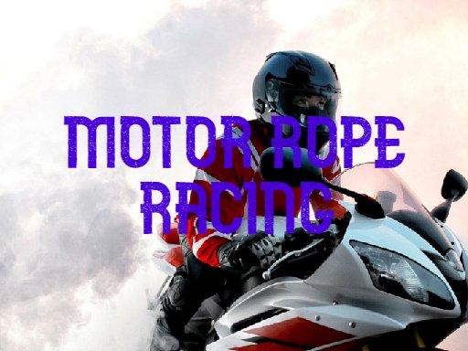 Play Motor Rope Racing Game