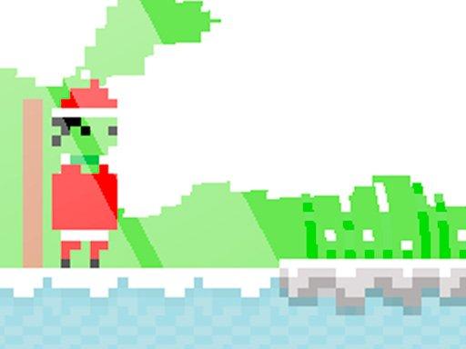 Play Pixelkenstein: Merry Merry Christmas Game