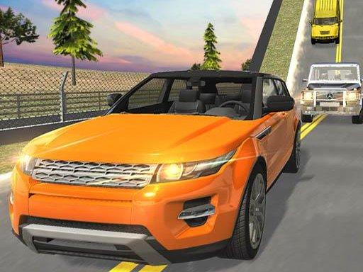 Play Car vs Prado Racing 3D Game