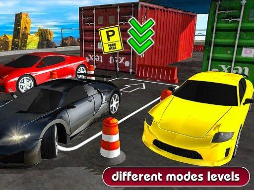 Play Car Parking School Game