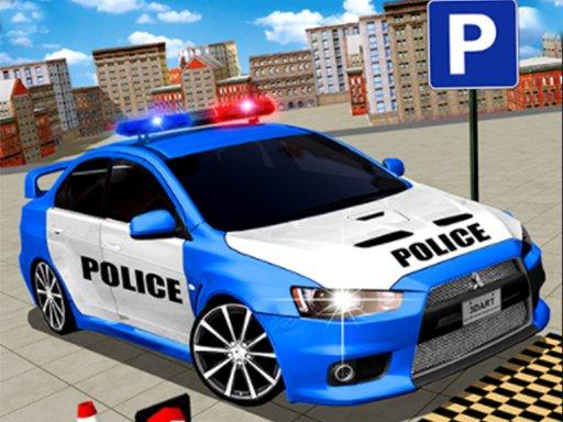 Play Modern Police Car Parking 3D Game