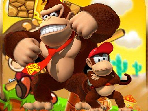Play Kong Hero Super Kong Jump Game