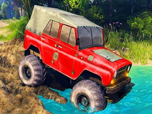 Play Offroad Jeep Hill Climb Game