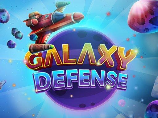 Play Galaxy Defense Game