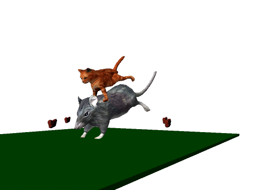 Play Cat Parkour Game