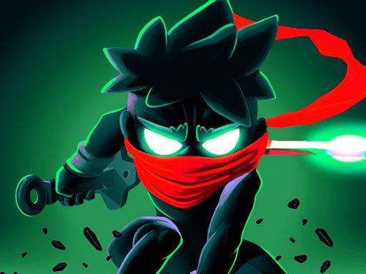 Play Ninja Warrior Game