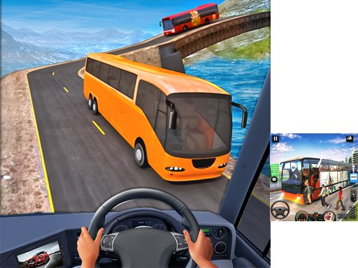 Play Bus Driving Game