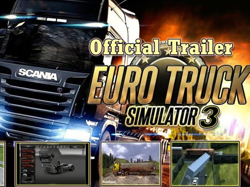 Play Euro Truck Drive Game