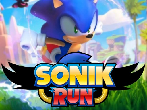 Play SoniK Run Game