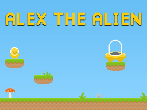 Play Alex The Alien Game