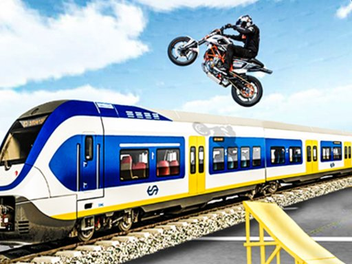 Play Ramp Bike Stunt Game
