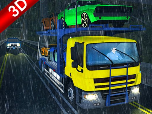 Play Car Transporter Truck Simulator Game