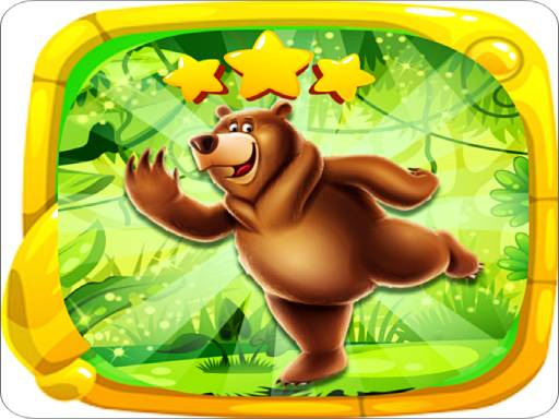 Play Bear Jungle Adventure Game