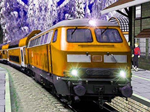 Play Subway Bullet Train Simulator Game