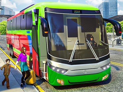 Play Coach Bus Simulator Game