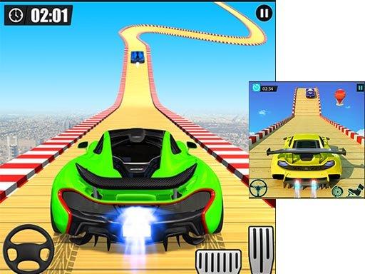 Play Grand Mega Ramp Stunts Game
