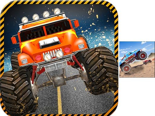 Play Monster Truck Racing Legends Game