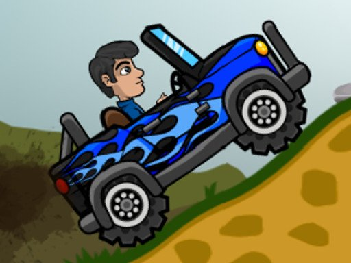 Play Hill Race Adventure Game