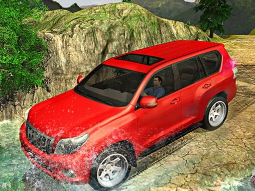 Play Offroad Land Cruiser Jeep Game