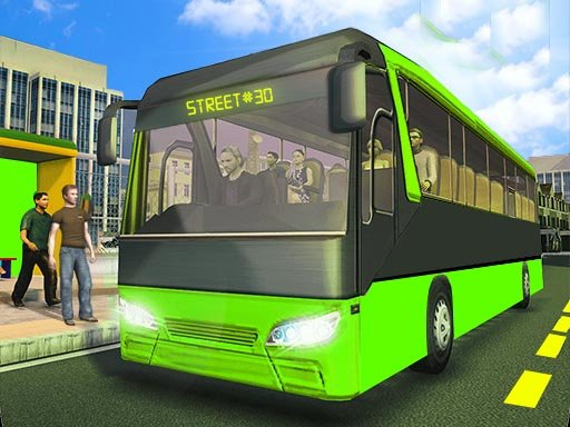 Play Modern Bus Coach Simulator 2020 Game