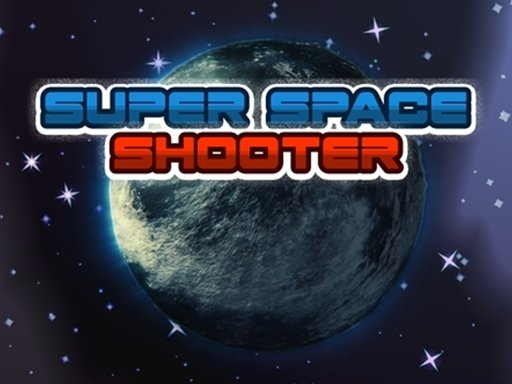 Play Super Space Shooter Game