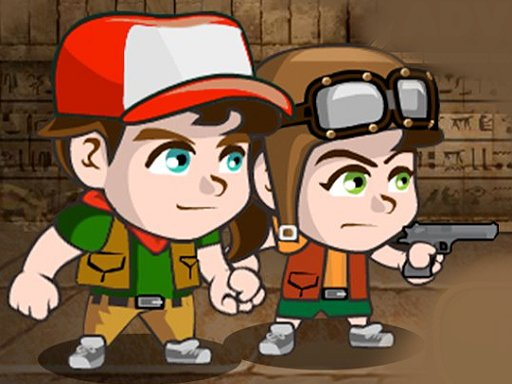 Play The Pyramid Adventure Game