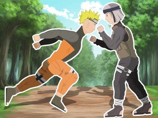 Play Ultimate Ninja Naruto Runner Game