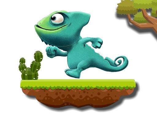 Play Dino Run Adventure Game