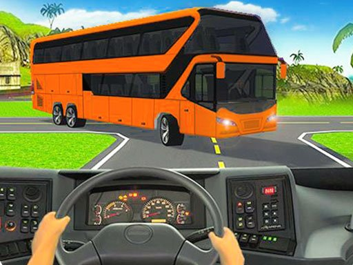 Play Heavy Coach Bus Simulation Game