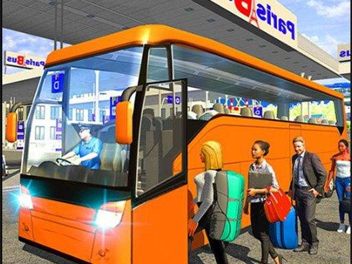 Play Passenger Bus Simulator City Coach Game