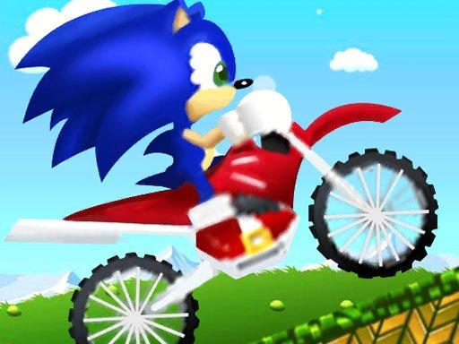Play Sonic Hill Climb Racing 2 Boom Game