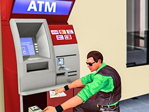 Play ATM Cash Deposit Game