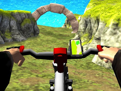 Play Real MTB Downhill 3D Game