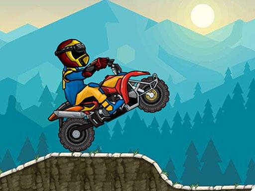Play Sports Bike Challenge Game