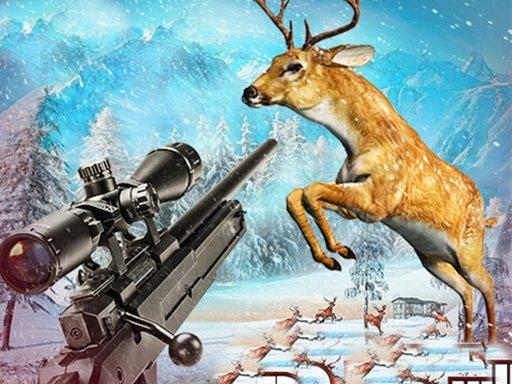 Play Deer Hunting Adventure Game
