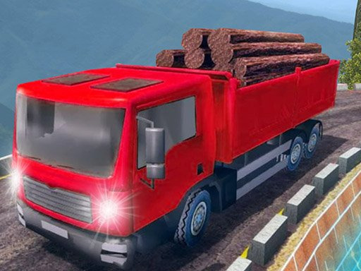 Play Truck Driver Cargo Game