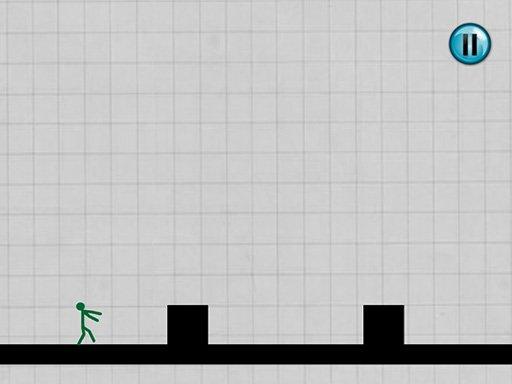 Play Stickman Run Game