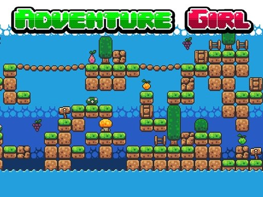 Play Adventure Girl Game
