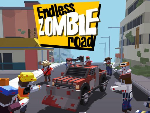 Play Endless Zombie Road Game