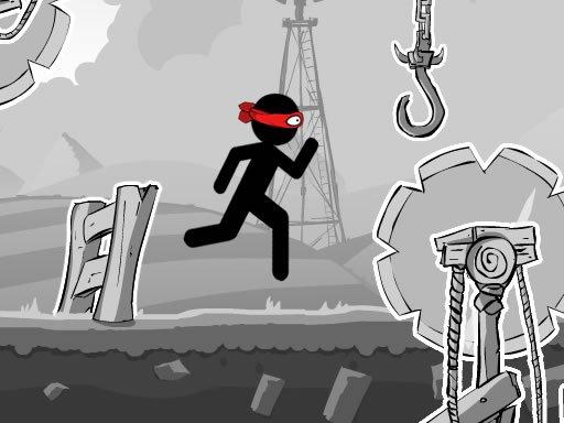 Play Stickman Adventures Game