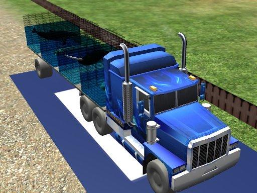 Play Sea Animal Transport Game